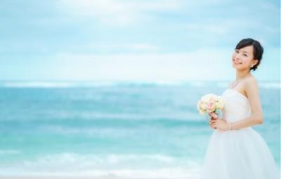 沖縄での挙式イメージ