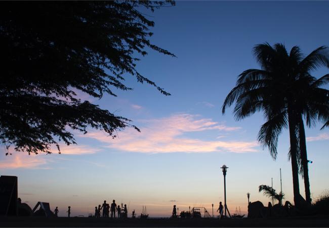 南の島宮古島